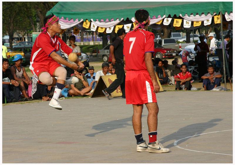 Thailändischer Fussball