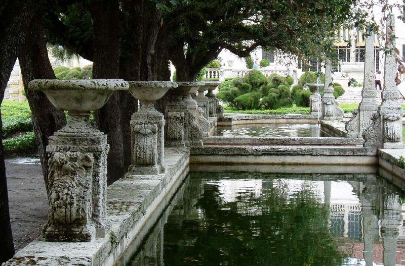 thailändischer Garten