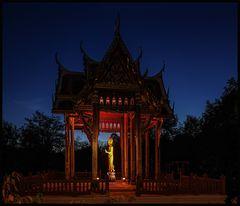 Thailändischer Pavillon im Westpark München