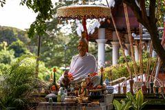 Thailändisches Stillleben