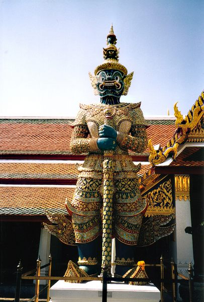 Thailand - Bangkok / Wat Phra Keo