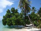 Thailand Ko Phangan Lagune Strand cocohut groove leela beach