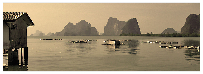 Thailand - Panyee Island