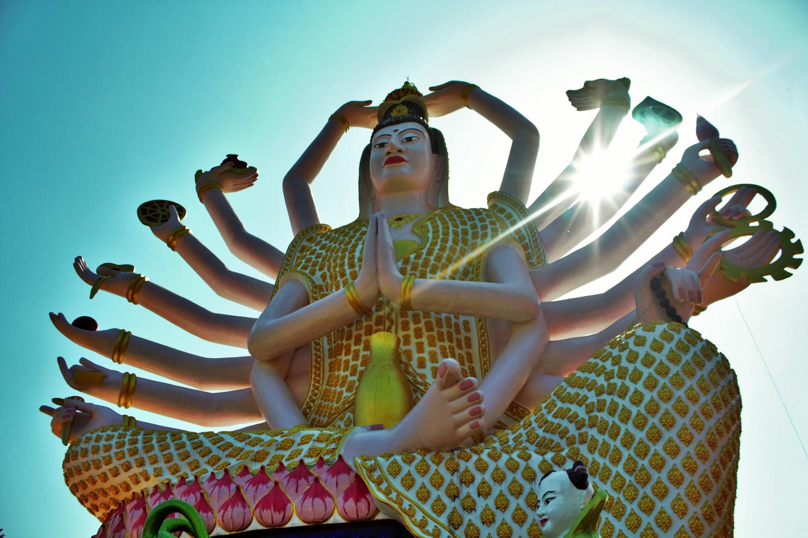 Thailand Shiva Statue