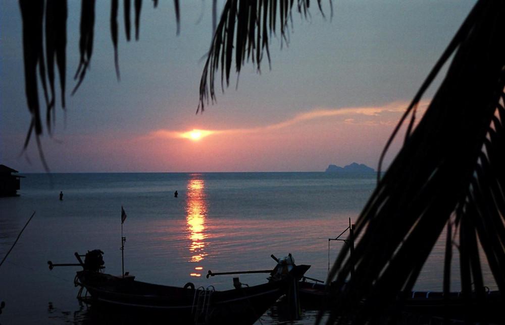 Thailand_Sonnenuntergang