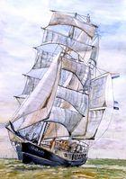 Thalassa Barquentine