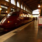 Thalys à Paris-Nord