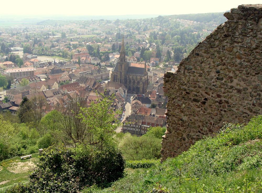 Thann, (Alsace)..01