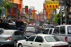 THANON YAOWARAD -- China Town Bangkok