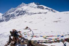 Thapa Pass 5.258 m