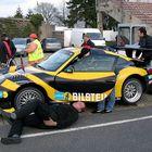 """That´s Motorsport - Der """"Chef """" liegt unter dem Auto"""