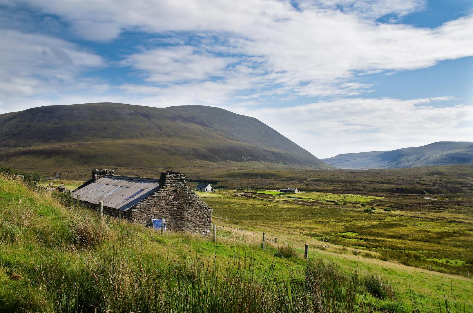 That's scotland- Isle of hoy