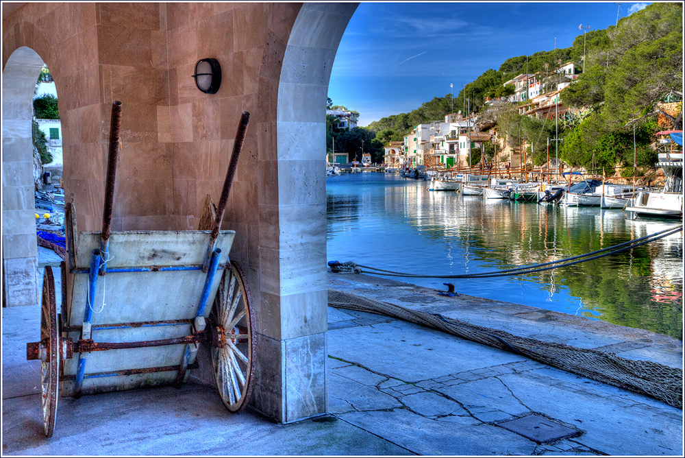 That´s winter on Mallorca
