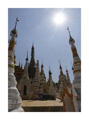 Thaung Tha Kyaung Pagodenfeld