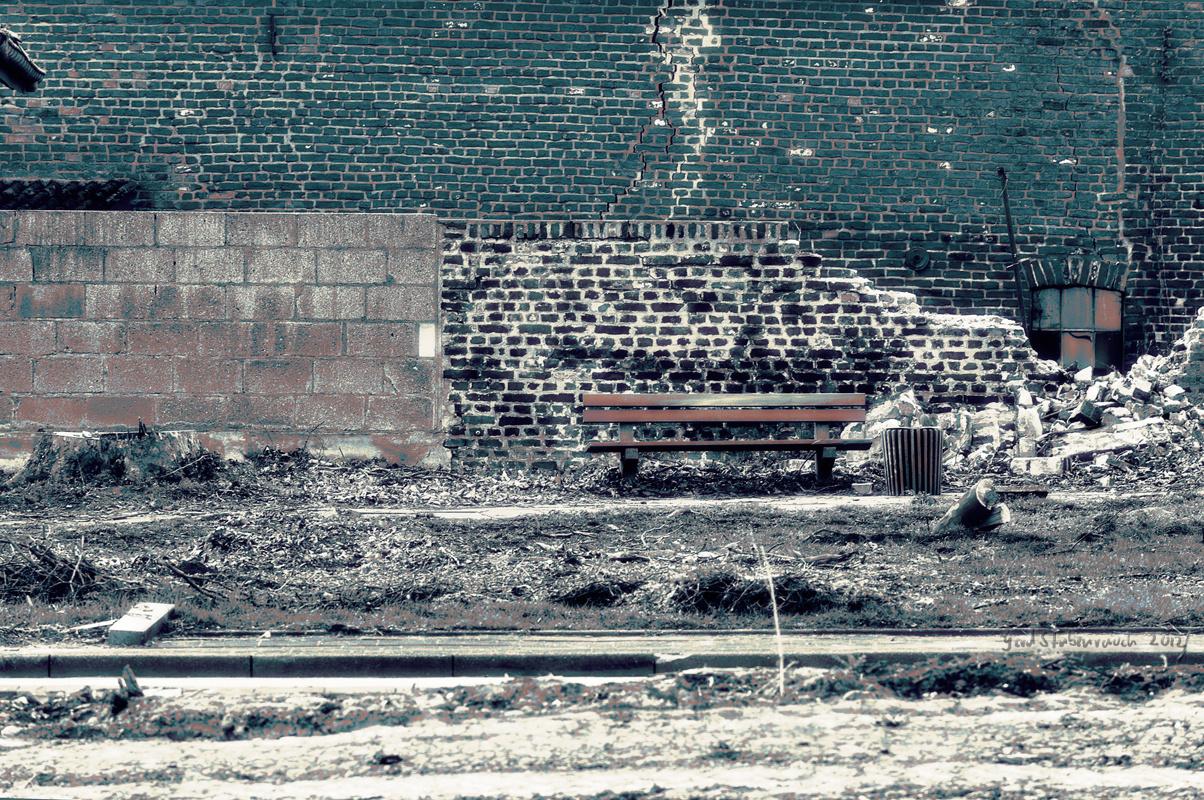 The Abandon Place