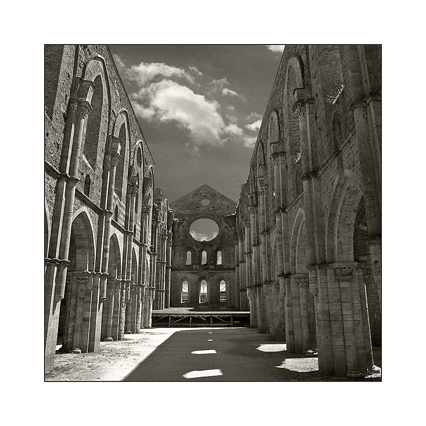 The Abbey of San Galgano • 2