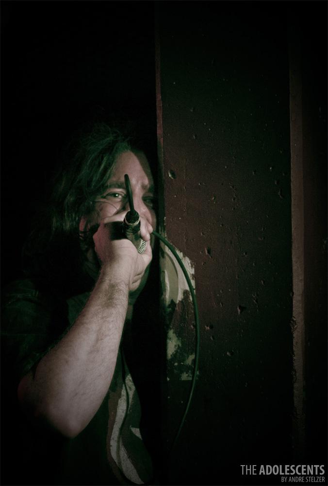 The Adolescents - Tony Cadena