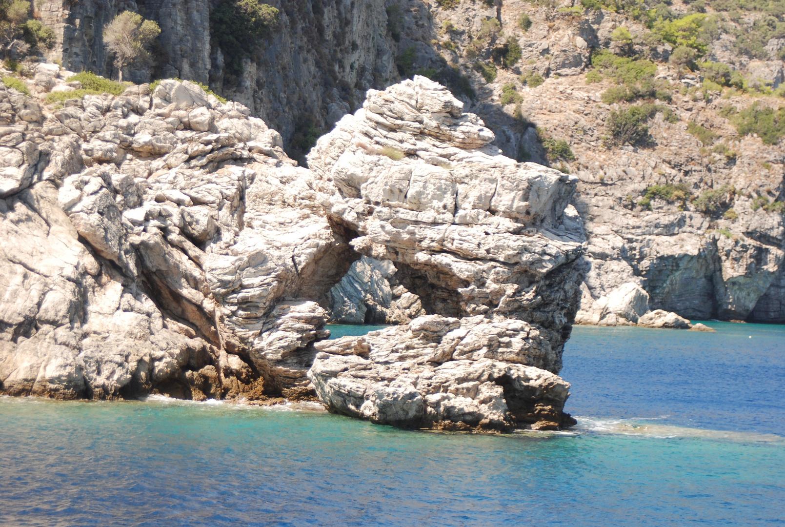 The Agean Coastline