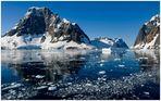 [ The Antarctic Peninsula ]