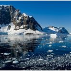 [ The Antarctic Peninsula ]