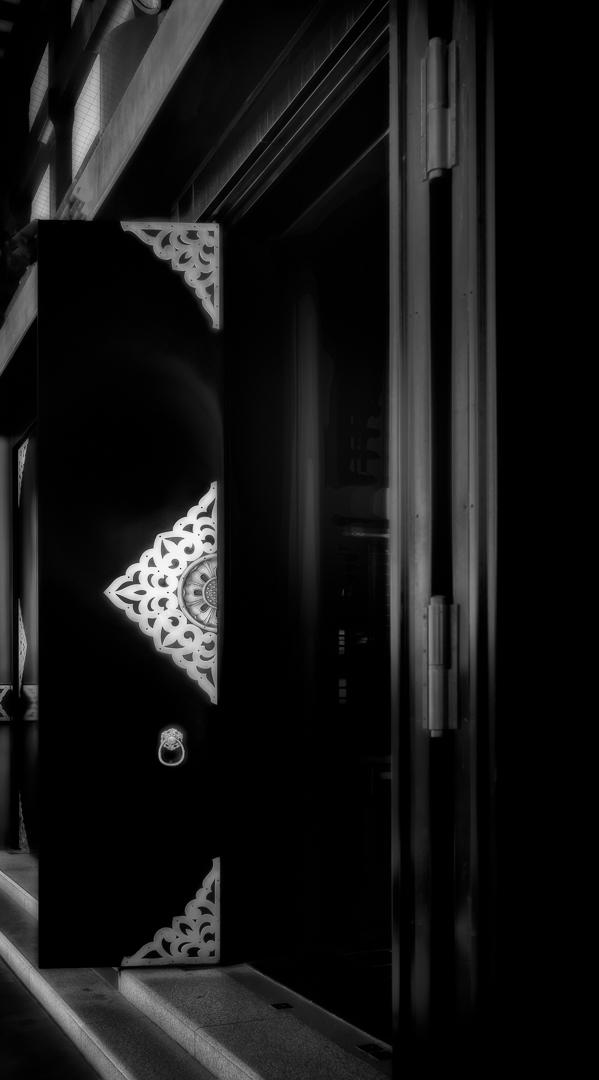 the arcanum of doors