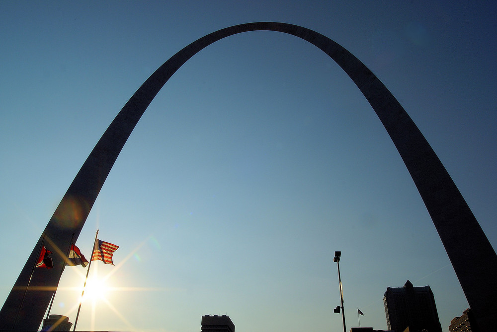 The Arch of St. Louis