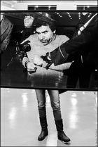 The arrest of a dangerous fugitive