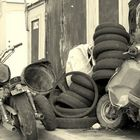 the art of motorcycle maintenance