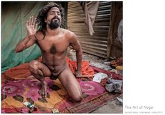 The Art of Yoga...