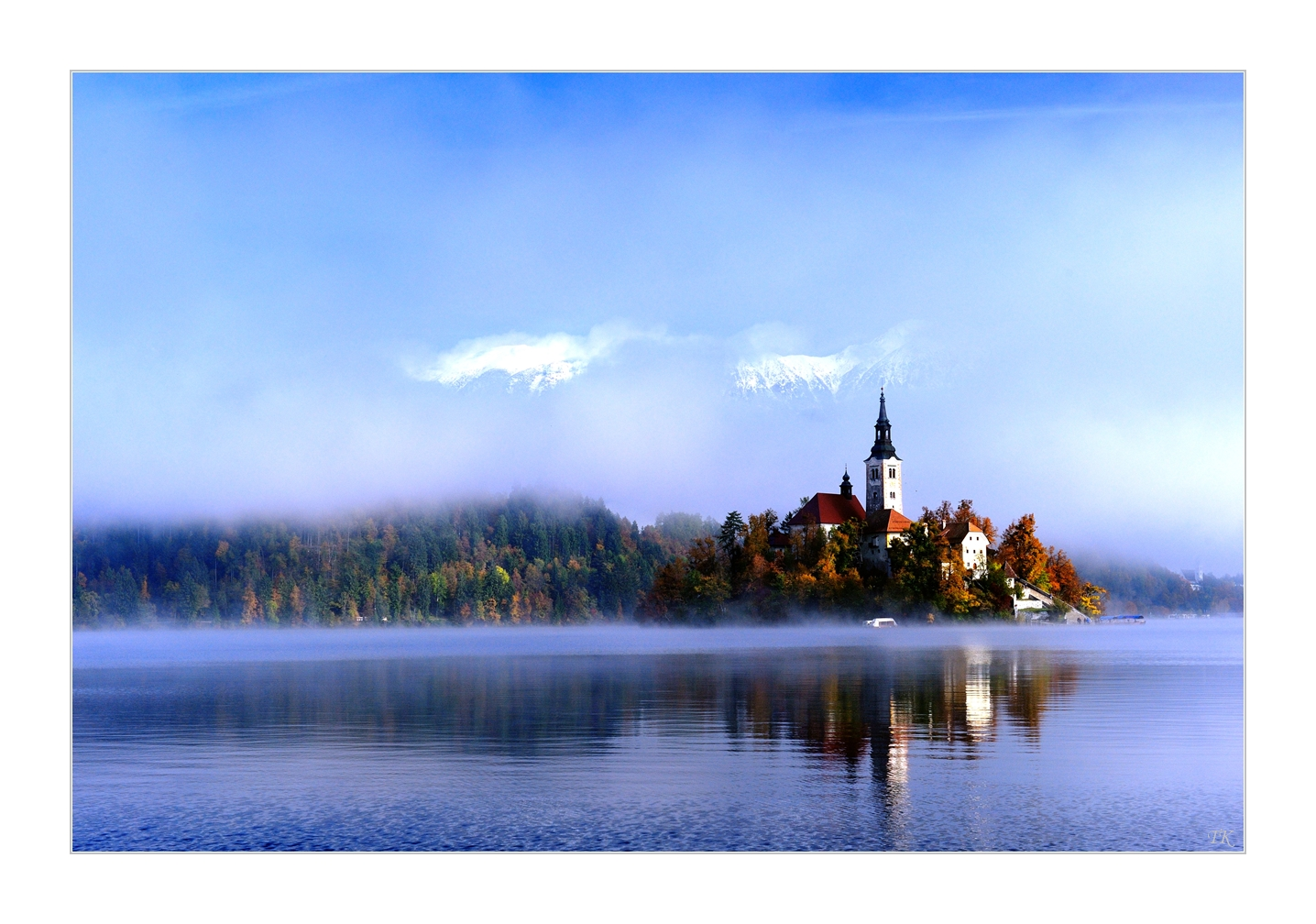 The Autumn faces of Lake Bled_07