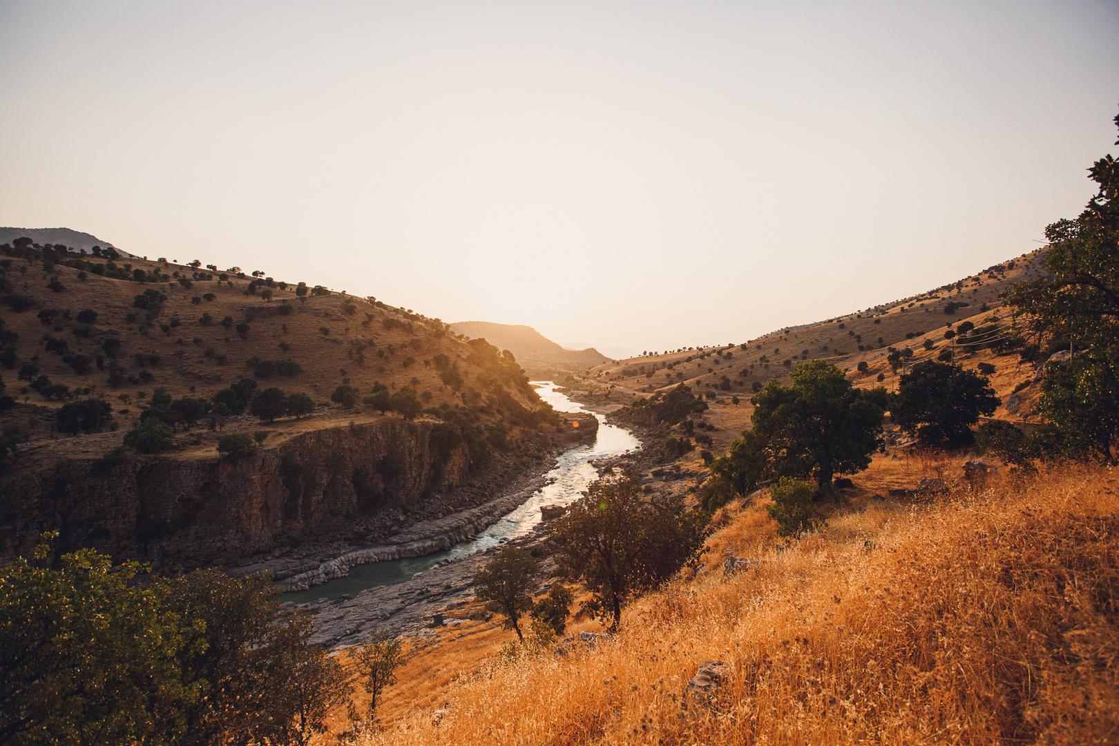 The Barzan Region