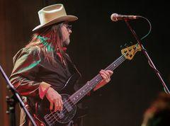 The Bass-Man....