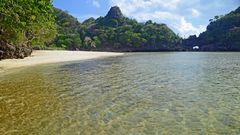 The beach - die wahre Lagune