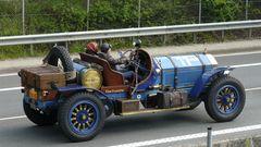 """The Beastie"" oder Neulich am Nürburgring"