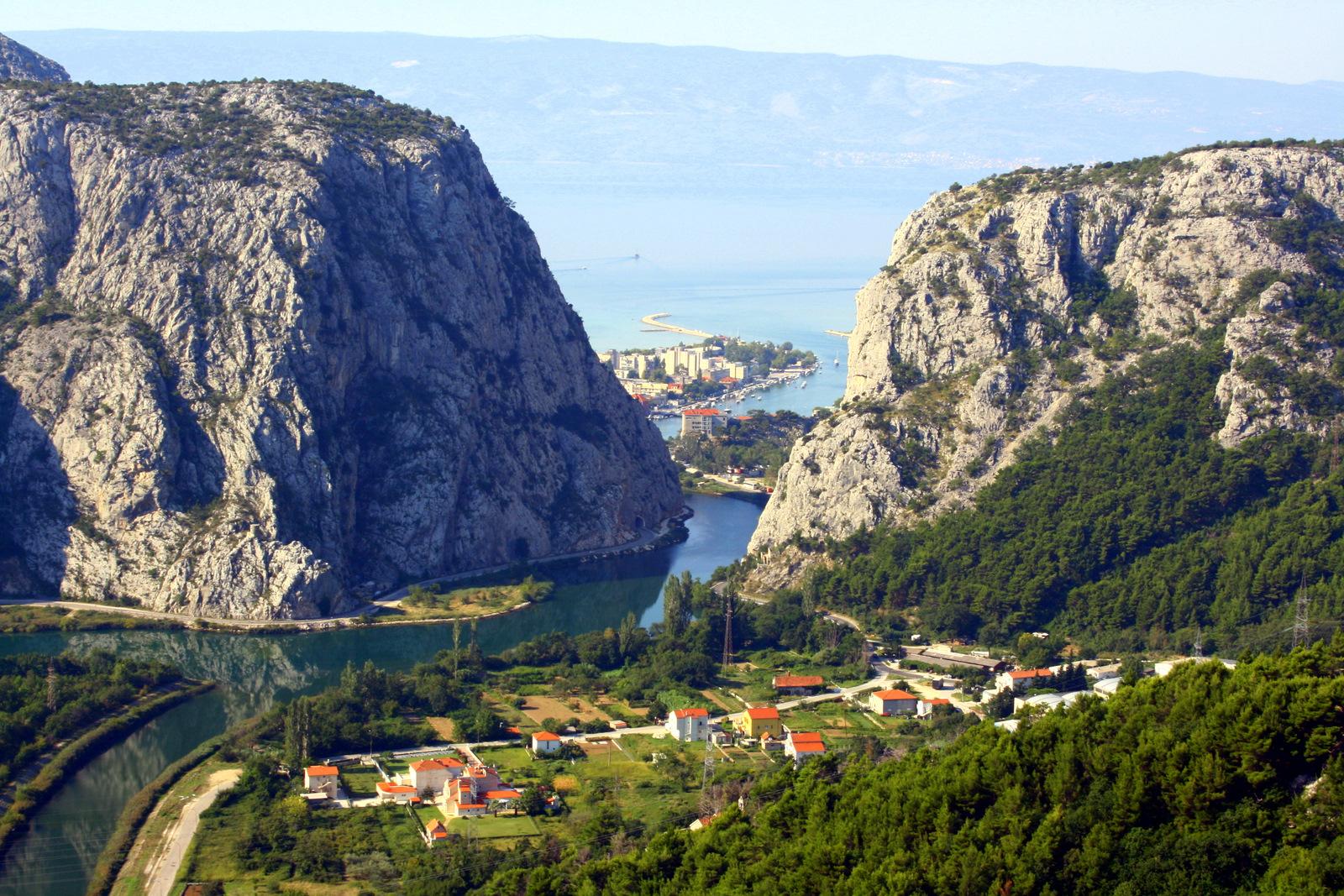 The beautiful Croatia