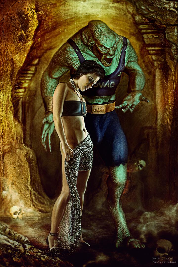 ...the beauty and the beast II ...