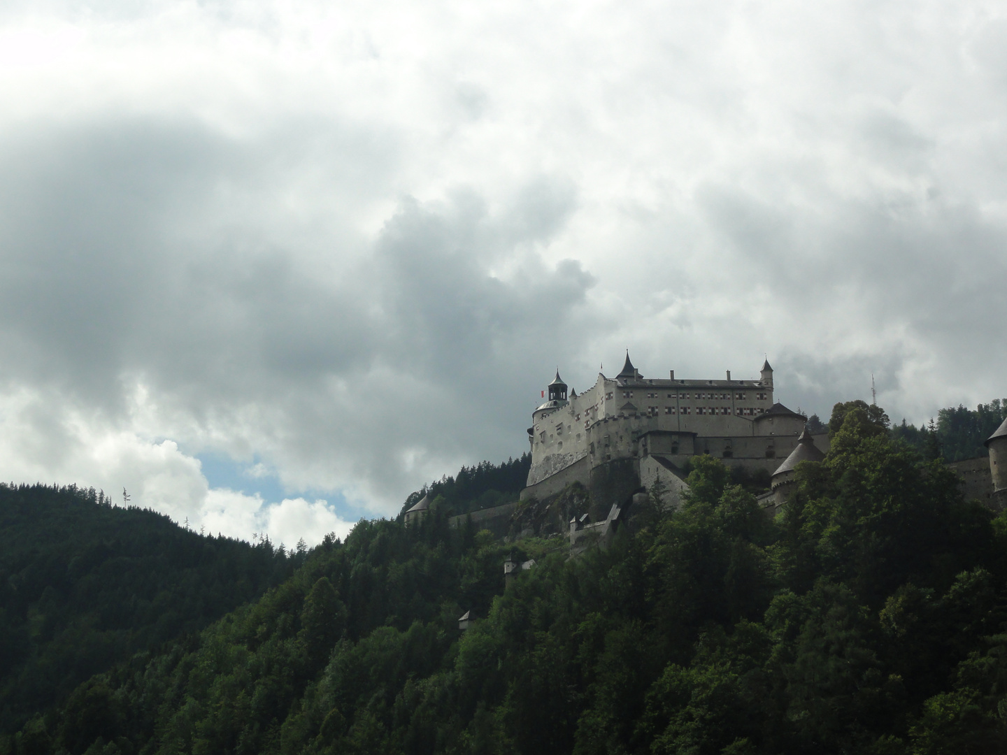 The Beauty of Austria near Salzburg