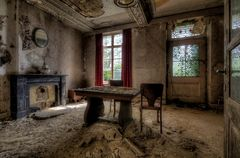 the beauty of decay
