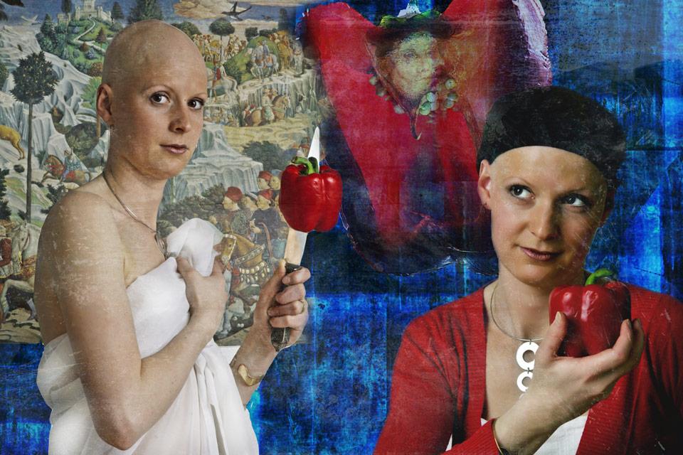 """The """" Bell Pepper Sisters"""" - Les demoiselles du poivron"""