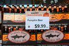 The best Pumpkin Beer (Kürbisbier !) in Las Vegas, USA - wer mag das ?