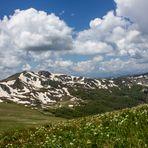 The Bjelasica massif. Montenegro.