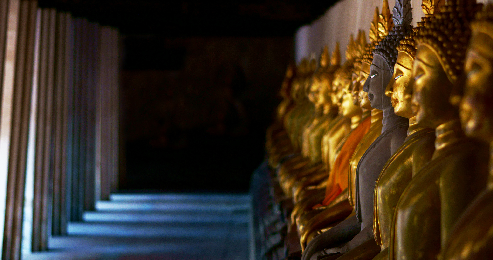 The Black Buddha
