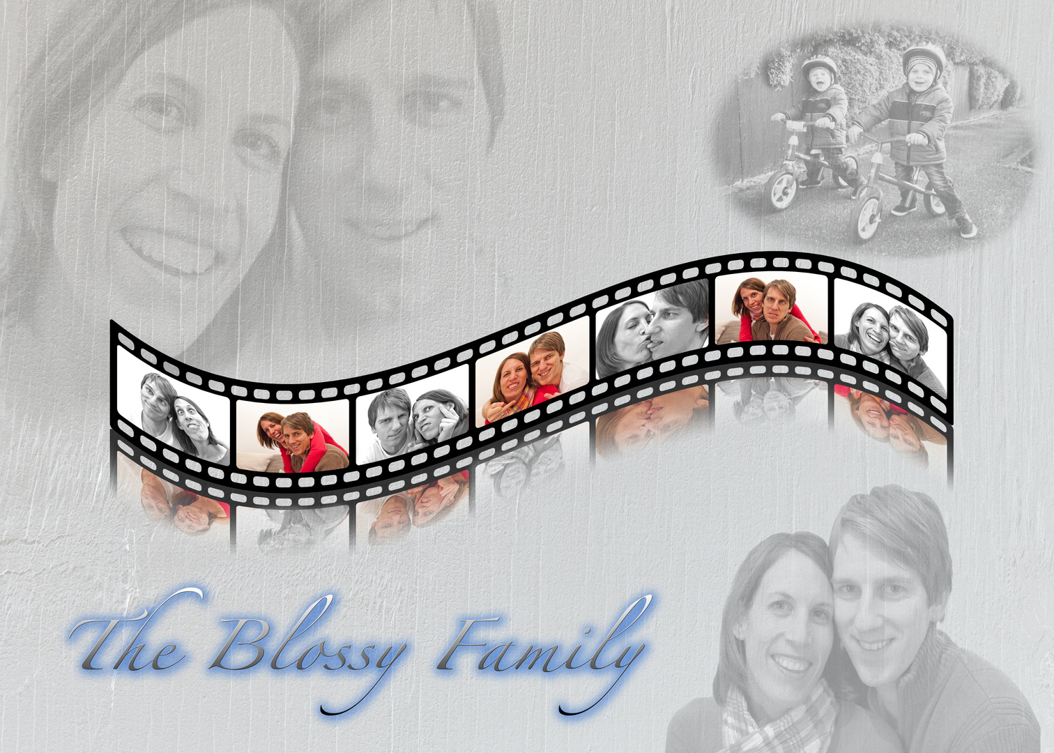 The Blossy Family