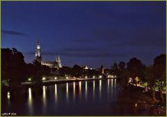 The Blue Danube / An der schönen blauen Donau