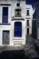 The Blue Doors, Martina Franca