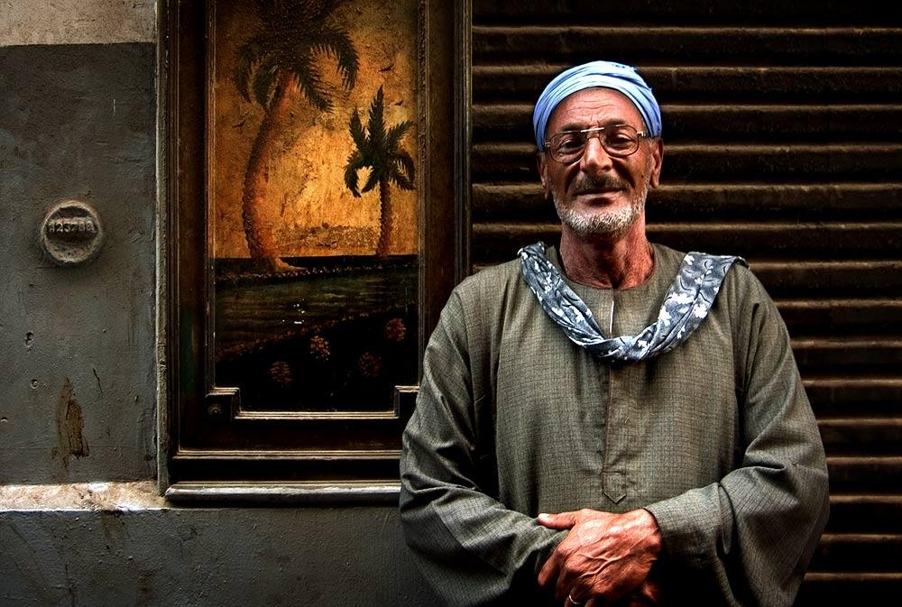 The Blue Turban