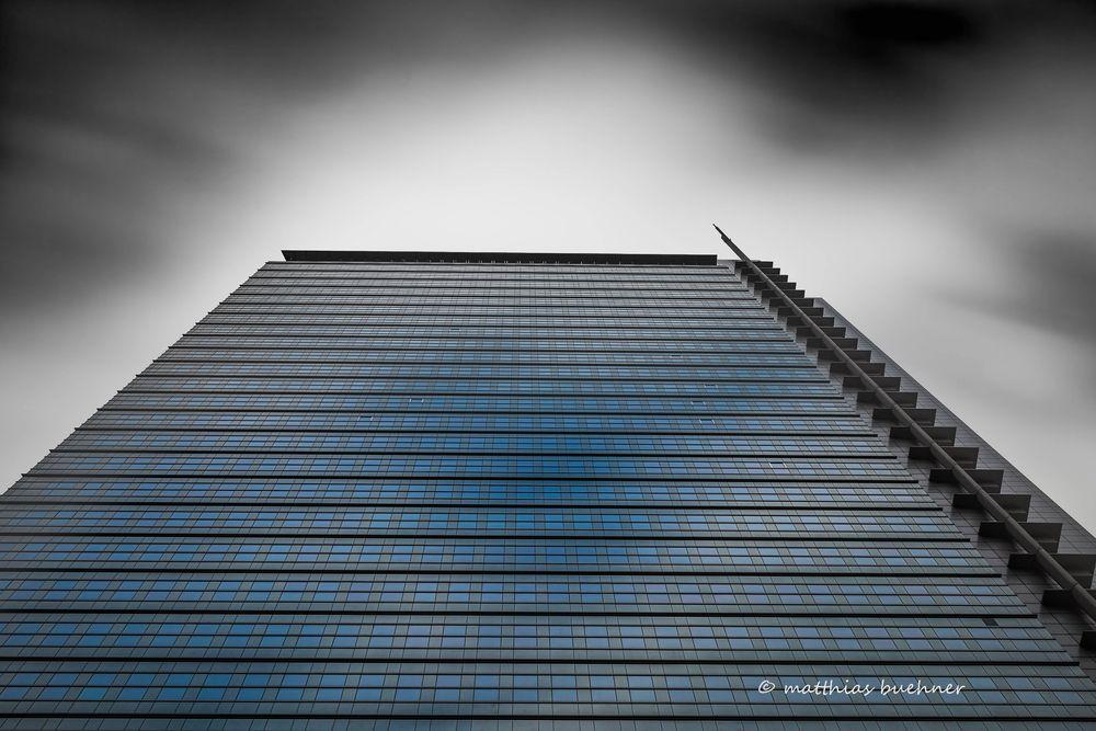 © the blue window