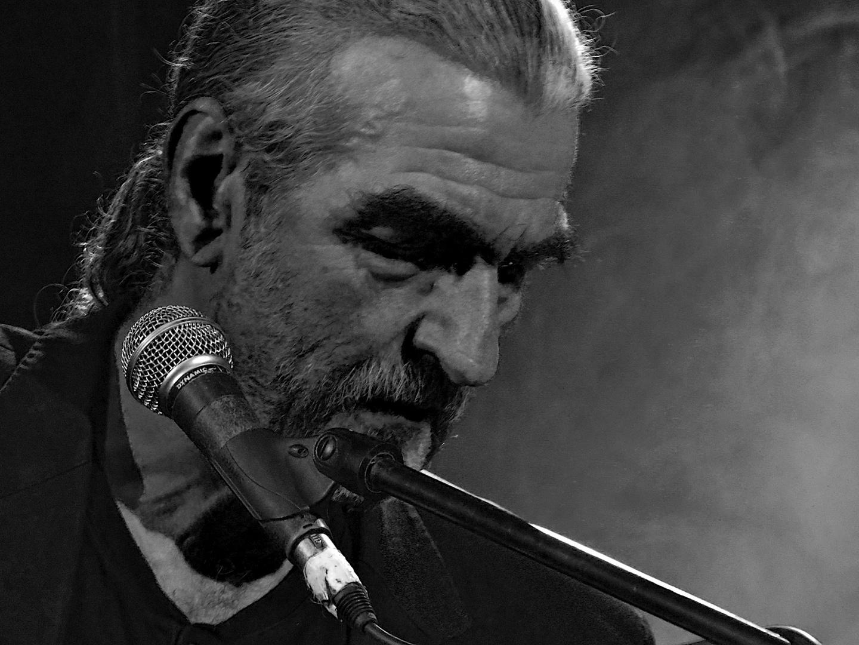 ...the Blues Man..
