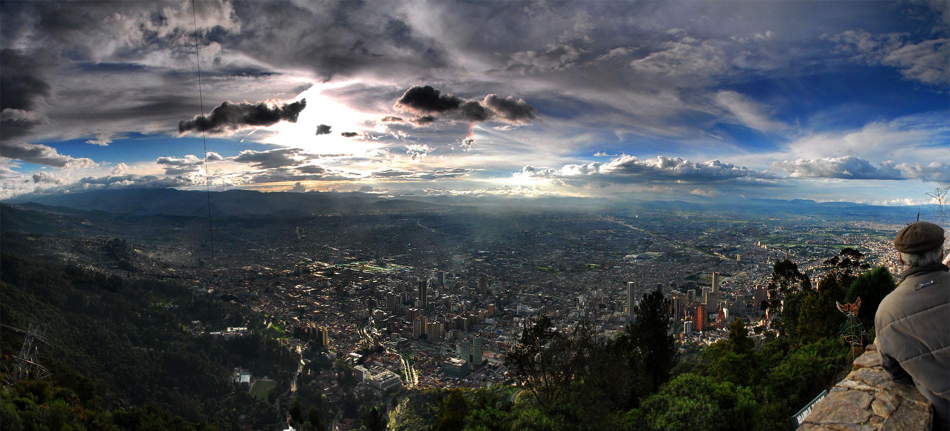 The Bogota View