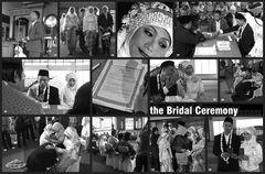 the bridal ceremony